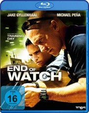 End of Watch  Blu-ray Cover