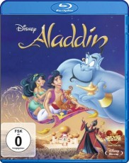 Aladdin  Blu-ray Cover