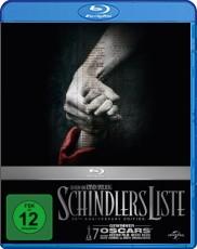Schindlers Liste ( inkl. Bonus-DVD)  Blu-ray Cover
