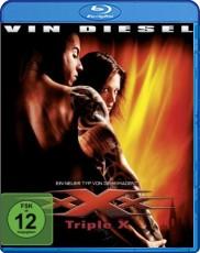 xXx: Triple X Blu-ray Cover