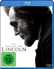 Lincoln  Blu-ray Cover