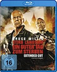 Stirb langsam - Ein guter Tag zum Sterben  Blu-ray Cover