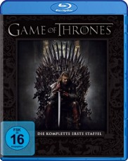 Game of Thrones: Staffel 1  Blu-ray Cover
