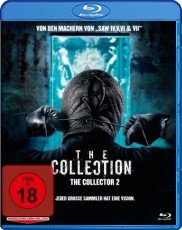 The Collection  Blu-ray Cover