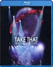 Take That: Beautiful World - Live Blu-ray Cover