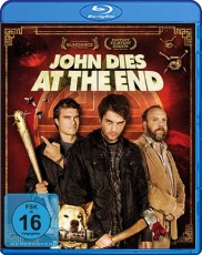 John Dies at the End  Blu-ray Cover