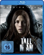The Tall Man  Blu-ray Cover