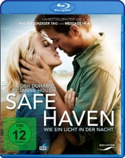 Safe Haven - Wie ein Licht in der Nacht  Blu-ray Cover
