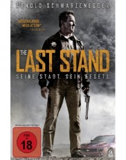 The Last Stand - Uncut  Blu-ray Cover
