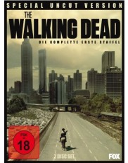 The Walking Dead: Staffel 1 (Special Uncut Version) Blu-ray Cover