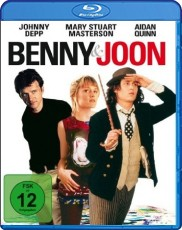 Benny und Joon Blu-ray Cover