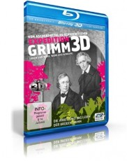 Expedition Grimm 3D  (inkl. 2 3D Brillen + 2D-Version) Blu-ray Cover