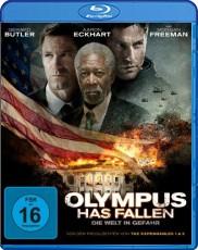 Olympus Has Fallen - Die Welt in Gefahr  Blu-ray Cover