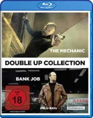Bank Job/The Mechanic (Double-Up Collection) Blu-ray Cover