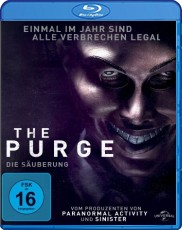 The Purge - Die Säuberung  Blu-ray Cover