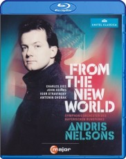 From the New World - Andris Nelsons  Blu-ray Cover
