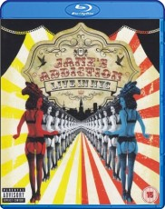 Jane`s Addiction - Live in NYC  Blu-ray Cover