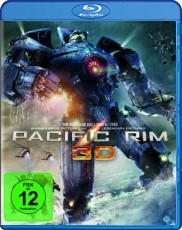 Pacific Rim 3D Blu-ray Cover