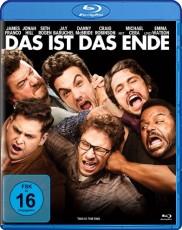 Das ist das Ende  Blu-ray Cover
