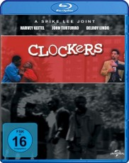 Clockers  Blu-ray Cover