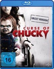 Curse of Chucky  Blu-ray Cover