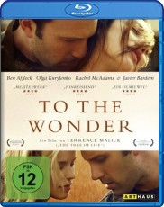 To the Wonder  Blu-ray Cover