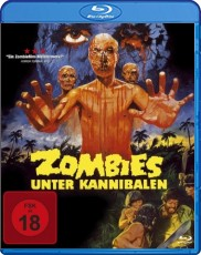 Zombies unter Kannibalen  Blu-ray Cover