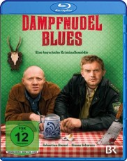 Dampfnudelblues  Blu-ray Cover