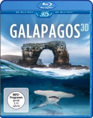 Galapagos 3D Blu-ray Cover