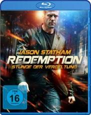 Redemption - Stunde der Vergeltung  Blu-ray Cover