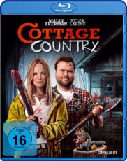 Cottage Country  Blu-ray Cover