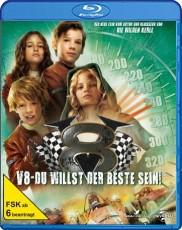 V8 - Du willst der Beste sein  Blu-ray Cover