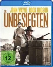 Die Unbesiegten  Blu-ray Cover