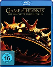 Game of Thrones - Staffel 2  Blu-ray Cover