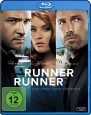 Runner Runner - Nur einer kann gewinnen Blu-ray Cover