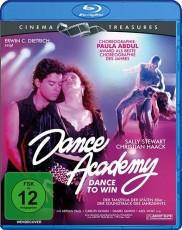 Dance Academy - Dance to Win  Blu-ray Cover
