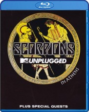 Scorpions - MTV Unplugged in Athens  Blu-ray Cover