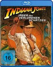 Indiana Jones-Jäger des verlorenen Schatzes  Blu-ray Cover