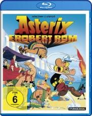 Asterix - Erobert Rom  Blu-ray Cover