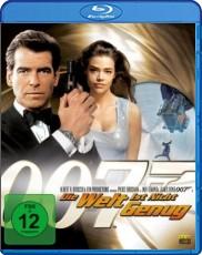 James Bond 007: Die Welt ist nicht genug Blu-ray Cover
