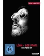 Leon - Der Profi  (Director`s Cut) Blu-ray Cover