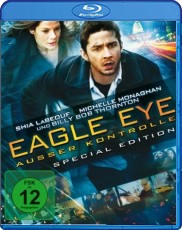 Eagle Eye: Ausser Kontrolle (Special Edition) Blu-ray Cover