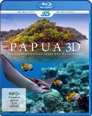 Papua 3D - Die geheimnisvolle Insel der Kannibalen Blu-ray Cover