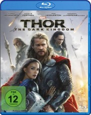 Thor - The Dark Kingdom  Blu-ray Cover
