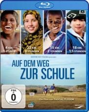 Auf dem Weg zur Schule  Blu-ray Cover