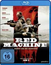 Red Machine  Blu-ray Cover