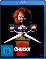 Chucky 2  Blu-ray Cover