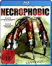 Necrophobic  Blu-ray Cover