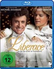Liberace - Zu viel des Guten ist wundervoll Blu-ray Cover