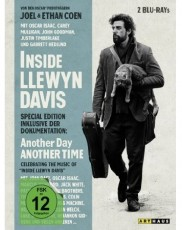 Inside Llewyn Davis/Another Day, Another Time (Special Edition) Blu-ray Cover